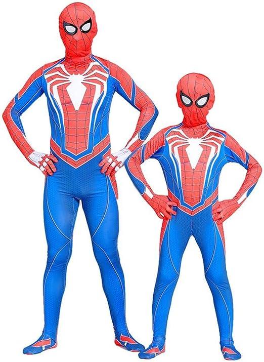 Spiderman Ps4 Game Character Cosplay Medias Disfraz De Halloween ...