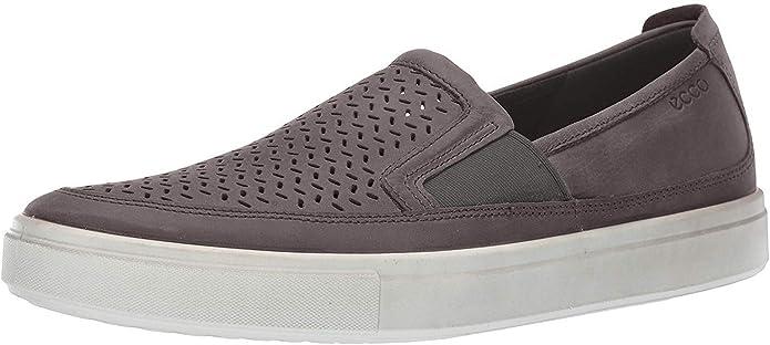 ECCO Men's Kyle Perforated Slip Sneaker