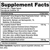Reserveage - Bergamot Cholesterol Support with Resveratrol a Heart-Healthy Formula 30 capsule Discount
