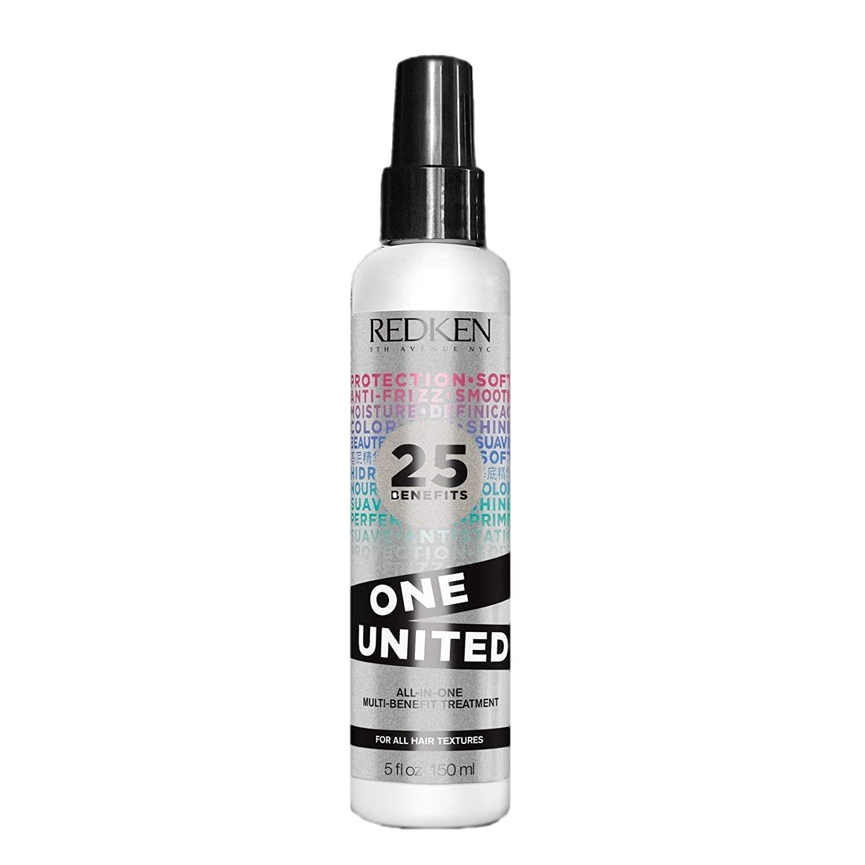 Redken Unisex One United Multi Benefit Hair Treatment, 5 Fl. Oz