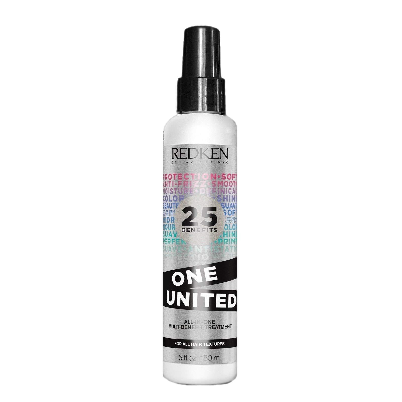 Redken Unisex One United Multi Benefit Hair Treatment, 5 Fl. Oz by REDKEN