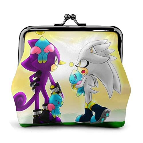 Amazon.com: Monedero Sonic de dibujos animados Chao Captura ...