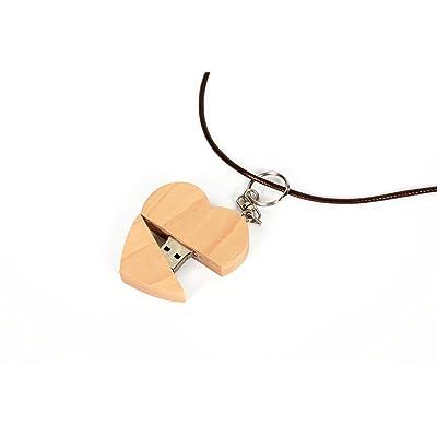 yaxiny madera 2.0/3.0USB unidad Flash USB disco Memory Stick con madera Wood USB Disk-3 2.0/32GB