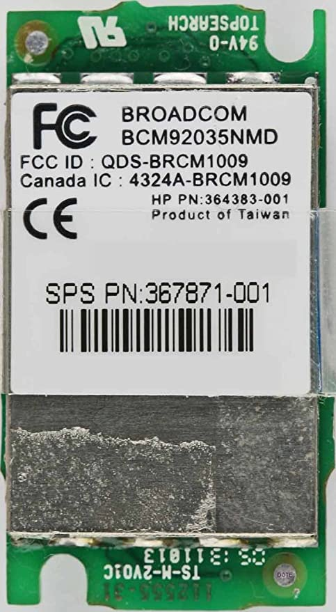 HP 2000-450CA Broadcom Bluetooth 4.0 Drivers for Windows XP