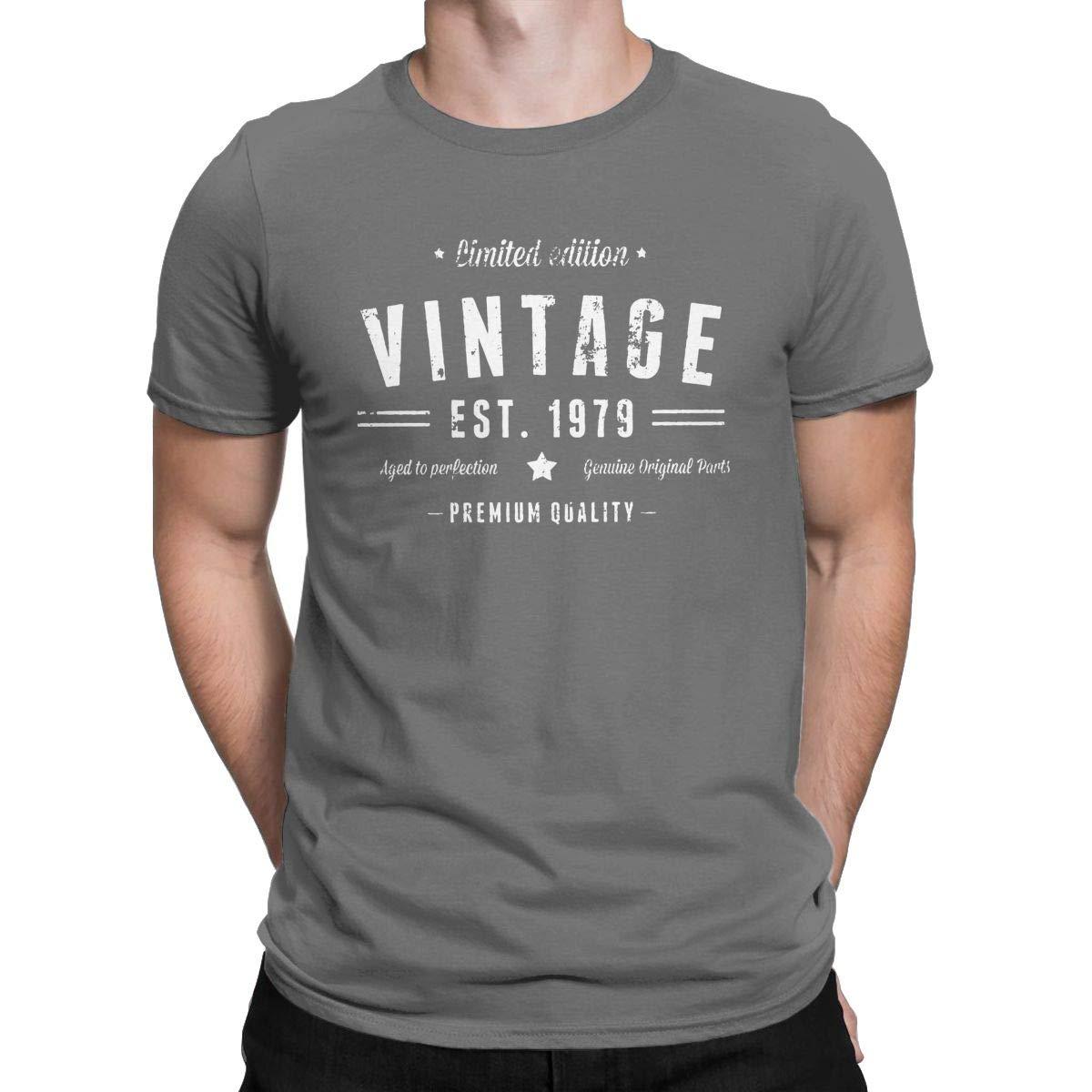 Amazon.com: Edición limitada Vintage Est. Camiseta divertida ...