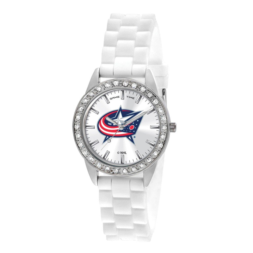 Ladies NHL Columbus Blue Jackets Frost Watch