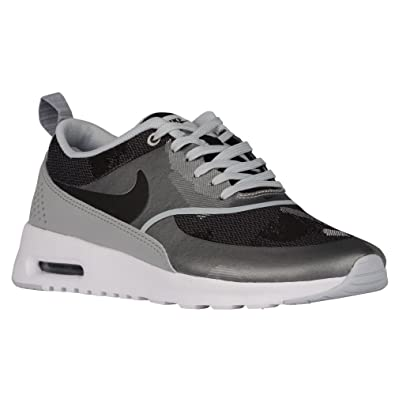 the best attitude 4e0f2 95246 Nike Womens Air Max Thea JCRD (12, Pure PlatinumBlack-Wolf Grey