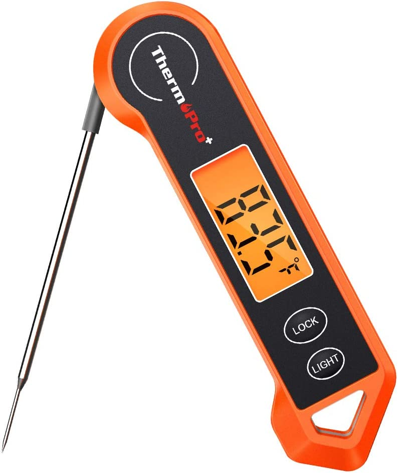ThermoPro TP19H Waterproof Digital Meat Thermometer $13.59