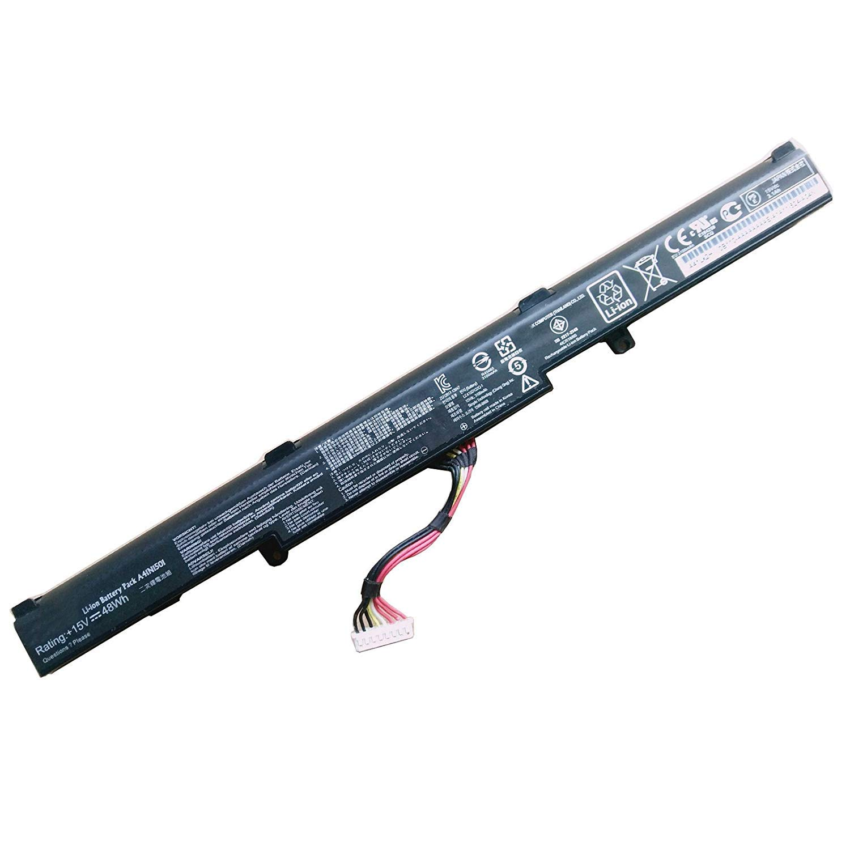 Bateria Dentsing 15v 48wh/3200mah A41n1501 Para Asus Rog Gl752vw G752vw N552v N552vx Gl752 N552 N752 Series 0b110-003600