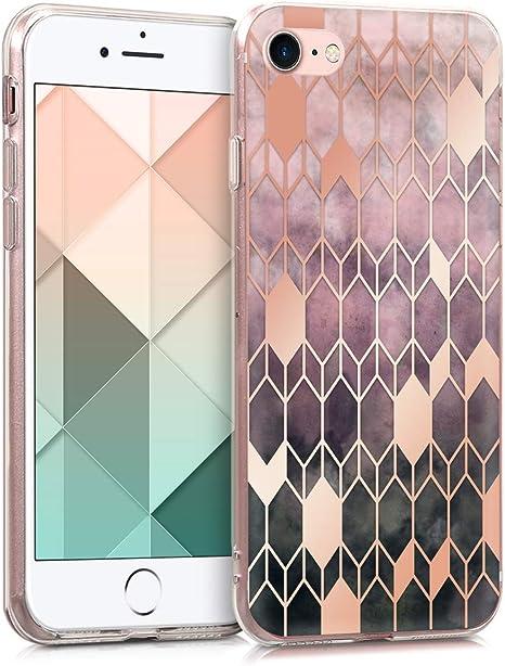 kwmobile Apple iPhone 7/8 Cover: Amazon.it: Elettronica