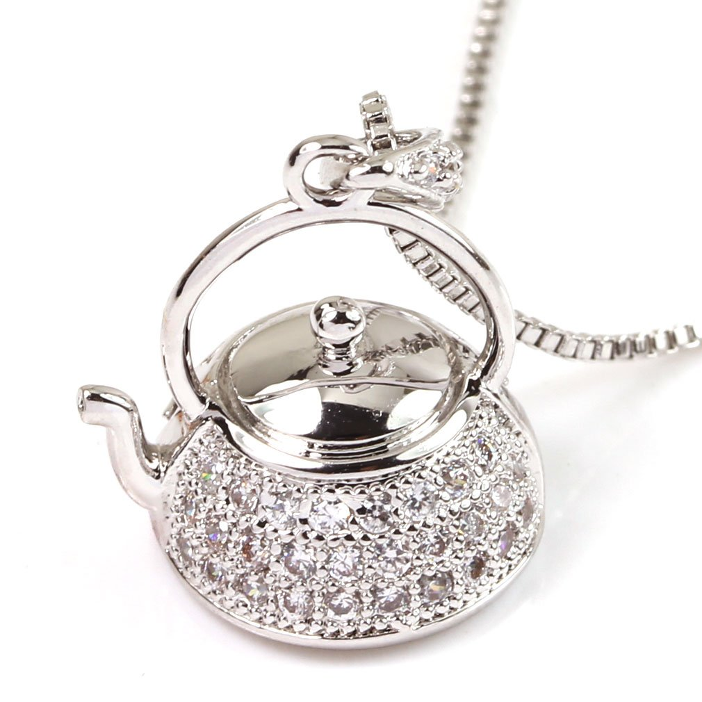 The Best Teapot Necklace Office
