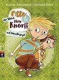 Otto und der kleine Herr Knorff - Auf Monsterjagd (Die Otto und der kleine Herr Knorff-Reihe, Band 2)