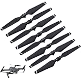 HeiyRC 8pcs Propeller for DJI Mavic Pro Drone,8330 Quick-Release Folding Blade Props for Mavic Pro Drone Accessory Spare…
