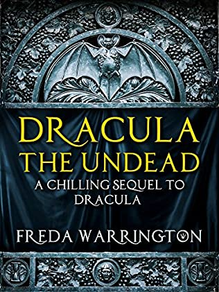 book cover of Dracula, The Undead