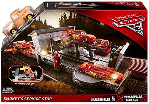 Mattel Disney Cars Cars 3 Smokey