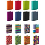 """Stretchable Book Covers (Pack of 3) - Fits Books up to 8.5 x 11"""""""