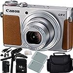 Canon PowerShot G9 X Digital Camera (...