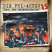 Tanz der Satanskobolde (Die PSI-Akten 15) | Simeon Hrissomallis