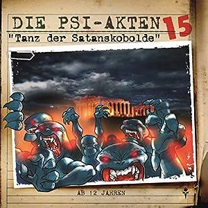 Tanz der Satanskobolde (Die PSI-Akten 15) Hörspiel