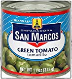 Green Tomatillo tomato Whole Mexican Spicy Chile Gourmet Food Mexico Salsa Can Pepper Hot Mild Original Restaurant Grocery 5 mayo