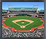 "Oakland-Alameda County Coliseum Oakland Athletics MLB Photo (Size: 12"" x 15"") Framed"