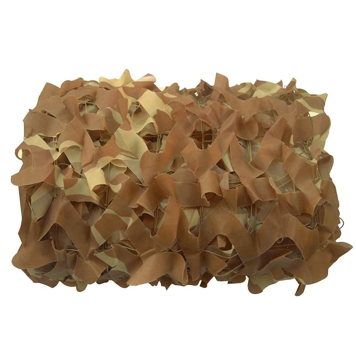 3m×4m MCZYWzgl Filets De Camouflage De Filet De Camouflage De Filet De Camouflage De Désert, for La Photographie De Faune De Filets De Chasse De Parcravate De Chasse (Taille   3m×6m)