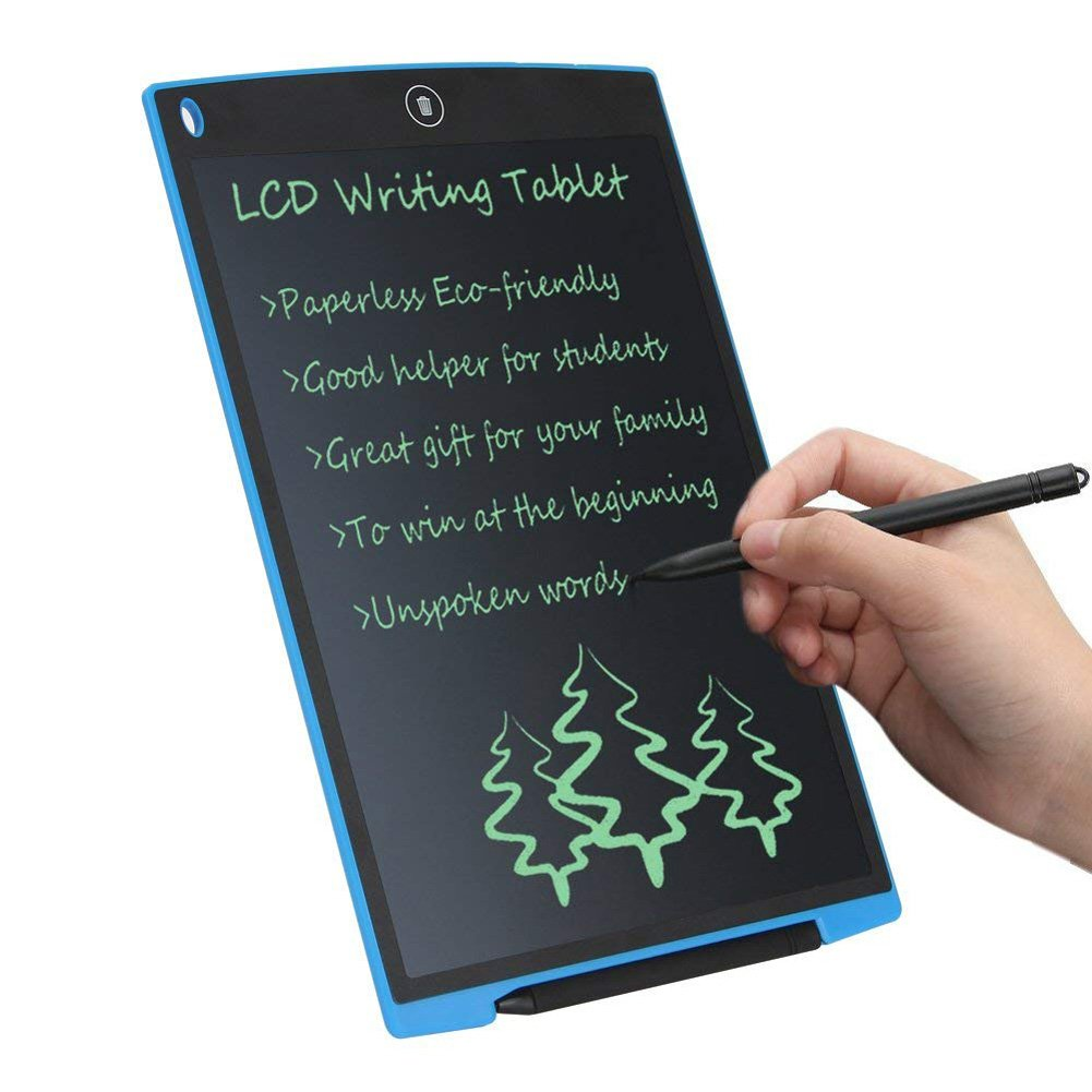 LCD Writing Tablet Electronic Writing Doodle Pad Drawing Board Gifts for Kids Office Writing Board