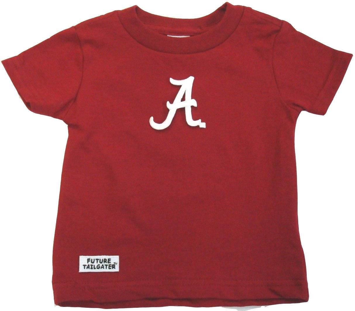 Future Tailgater Alabama Crimson Tide Baby Toddler T-Shirt DHM Kids fbf75f4a5