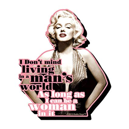 Amazoncom Aquarius Marilyn Monroe Quote Funky Chunky