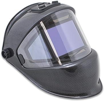Solar Powered Auto Darkening Welding Mask Helmet Goggle Welding Glasses #3