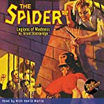 Spider #33, June 1936 | Grant Stockbridge, RadioArchives.com