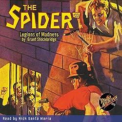 Spider #33, June 1936