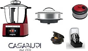 Magimix Cook Expert Rojo con opzional Color 1) olla X Cocina a ...