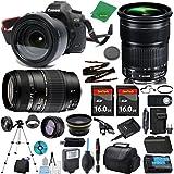 Canon EOS 5D Mark III Camera + 24-105mm STM + Tamron 70-300mm AF + 2pcs 16GB Memory + Case + Reader + Tripod + ZeeTech Starter Set + W/A + Tele + Flash + Battery + Charger