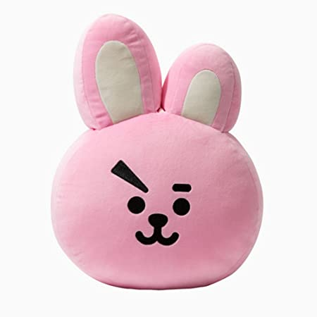 EDTara Plush Simulation Doll Toys Cute Bolster Pillow Dolls Gifts for Children Rabbit (Cooky-JK) 30 * 40cm