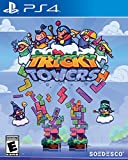 arch rivals video game - Tricky Towers - PlayStation 4
