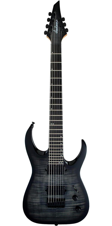 Amazon.com: Jackson HT7 Misha Mansoor Pro Series Juggernaut - Oceanburst: Musical Instruments