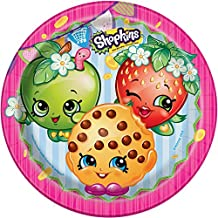 Shopkins Dinner Plates, 8ct