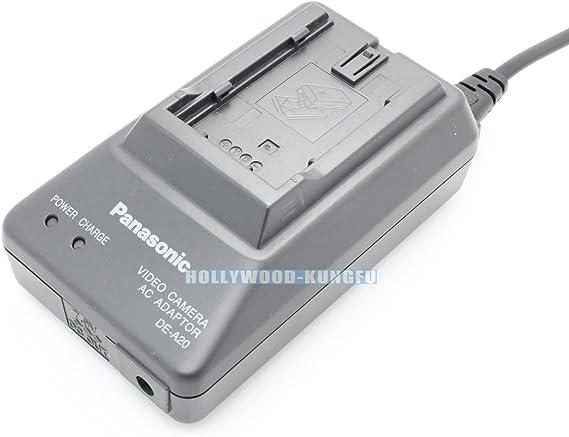 Nueva carga de batería para Panasonic PV-DAC11 PV-DAC12 PV-DAC9 VW-AD7 VW-AD9 VSK0581