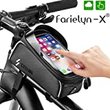 New Waterproof Touch screen Bike Frame Bag Bicycle Phone Holder Riding equipment