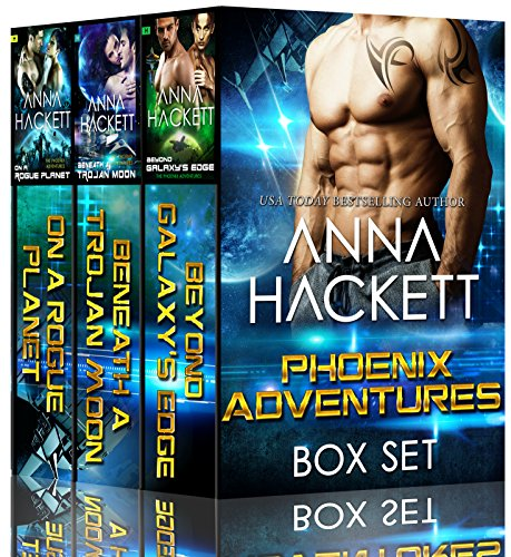 Anna Hackett - Phoenix Adventures Box Set: A SciFi Romance Collection