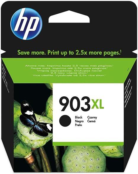 Hp 903xl Schwarz Original Druckerpatrone Mit Hoher Reichweite Für Hp Officejet 6950 Hp Officejet Pro 6960 6970 Bürobedarf Schreibwaren