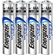 Energizer Lithium Aaa Batteries X4