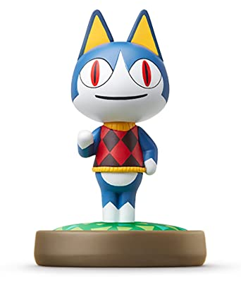 Amazon Com Amiibo Unknown Cat Animal Crossing Japan Ver Video