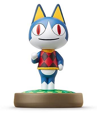 Amazon Com Amiibo Unknown Cat Animal Crossing Japan Ver Video