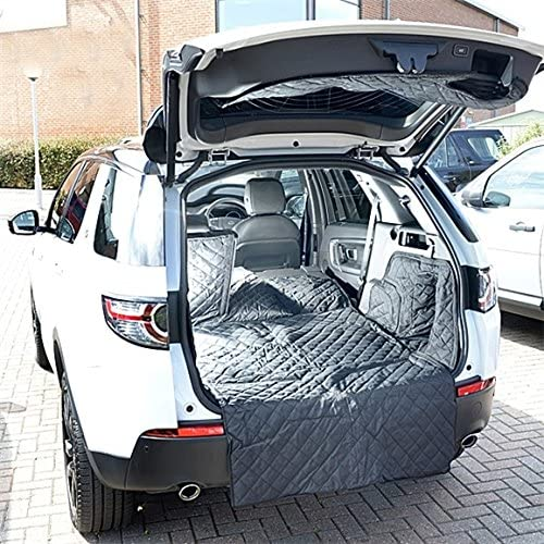 Quilted Car Waterproof Boot Liner Mat For Landrover Discovery Sport 2015 On