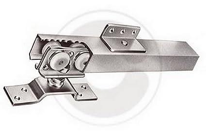 1pz guide in alluminio x porte scorrevole cm 86 95 amazon it fai