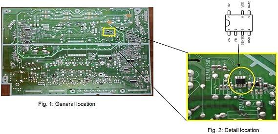 One Click Components TZS9EK097: Amazon.es: Electrónica