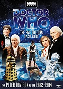 We have in hand Doctor Who: The Five Doctors (Story 130)