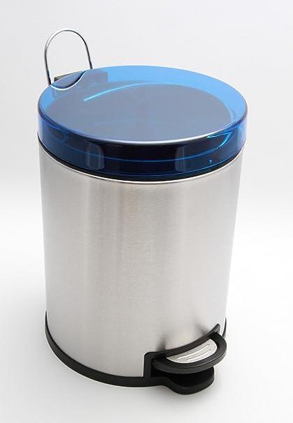 Carpemodo - Cubo de basura (Acero Inoxidable, 5 L/cubo ...